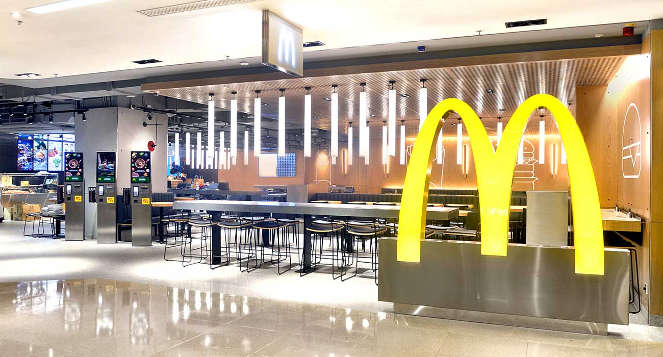 McDonald's: A Make-over for the golden arches